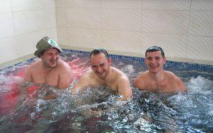 джакузи баня